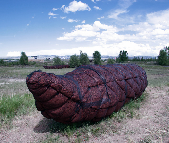 It Goes Under   2008  University of Wyoming Museum of Art  Laramie, WY