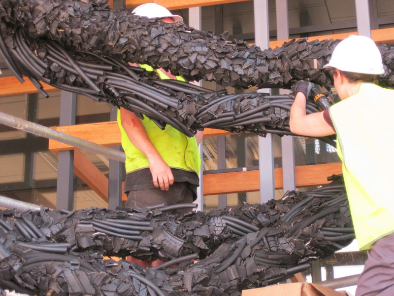 Installation of Carbon